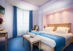 Hotel Lyon Bastille - ปารีส - ห้องนอน