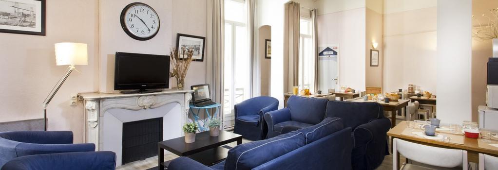 Hotel Sylvabelle - Marseille - Lobby