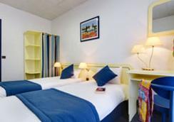Hotel Le Lausanne - นีซ - ห้องนอน