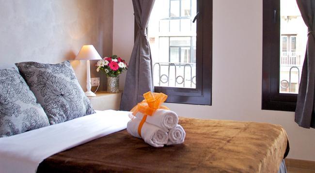 Hostal Colkida - Barcelona - Bedroom