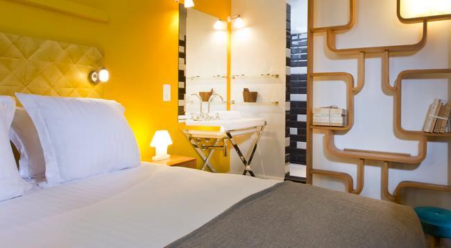 1er Etage Marais - Paris - Bedroom