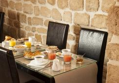 Hotel De Bellevue Gare du Nord - ปารีส - ร้านอาหาร
