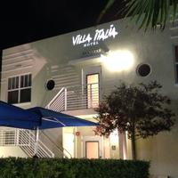 Villa Italia South Beach Exterior