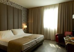 Klima Hotel Milano Fiere - มิลาน - ห้องนอน