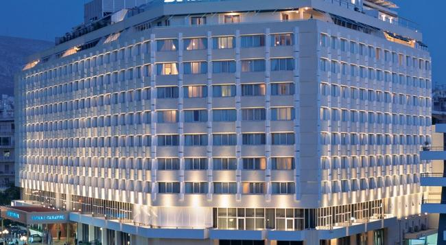 Divani Caravel Hotel - Athens - Building