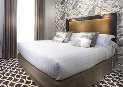 Hotel International Paris - ปารีส - ห้องนอน
