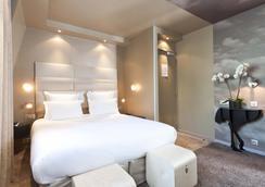 Hotel Valadon Colors - ปารีส - ห้องนอน