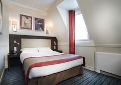Hotel Elysées Céramic - ปารีส - ห้องนอน