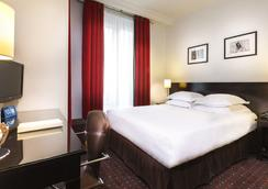 Albe Hôtel Saint-Michel - ปารีส - ห้องนอน