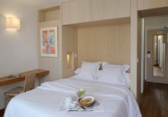 Hôtel De Suez - ปารีส - ห้องนอน
