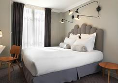 Hotel Paradis Paris - ปารีส - ห้องนอน
