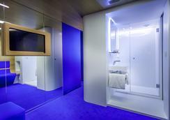 Hotel Odyssey - ปารีส - ห้องน้ำ