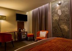 Hotel Royal Madeleine - ปารีส - ห้องนอน