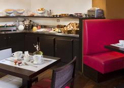 Hotel Le Colisee - ปารีส - ร้านอาหาร