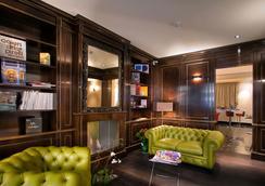Hotel Ares Eiffel - ปารีส - เลานจ์
