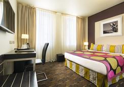 Hôtel Le M Paris - ปารีส - ห้องนอน