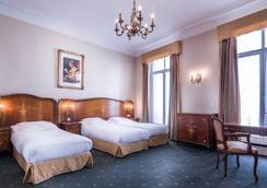 Hôtel Richmond Opera - ปารีส - ห้องนอน