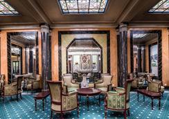 Hôtel Richmond Opera - ปารีส - ล็อบบี้