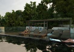 Casa Marques Santa Teresa - รีโอเดจาเนโร - สระว่ายน้ำ
