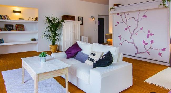 Fusion Hotel Prague - Prague - Bedroom