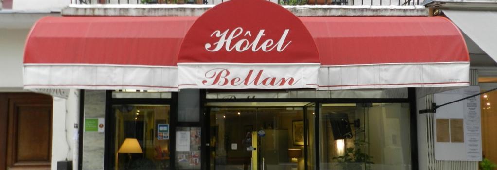 Hotel Bellan - Paris - Building