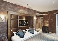 Hotel Des Champs Elysees - ปารีส - ห้องนอน