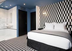 Hôtel Emile - ปารีส - ห้องนอน
