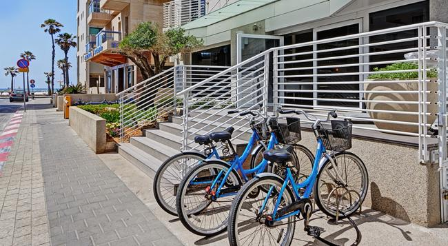 Savoy Sea Side Hotel - Tel Aviv - Building