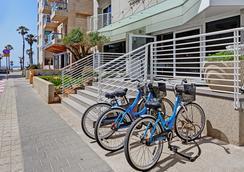 The Savoy Tel-Aviv, Sea Side - เทลอาวี - สถานที่ท่องเที่ยว