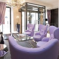Hôtel Ducs D'Anjou Lobby Sitting Area