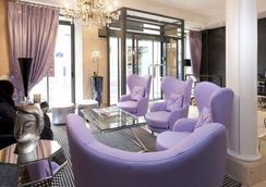Hotel des Ducs d'Anjou - ปารีส - ล็อบบี้