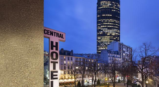 Central Hotel Paris - Paris - Building