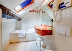 Crystal Hôtel - ปารีส - ห้องน้ำ