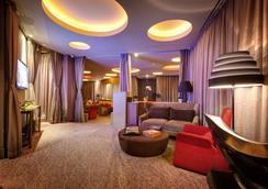 Gray Boutique Hotel & Spa - คาซาบลังกา - เลานจ์