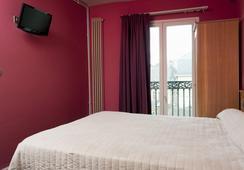 Hotel Americain - ปารีส - ห้องนอน