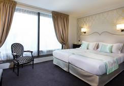 Hotel Saint Petersbourg Opera - ปารีส - ห้องนอน