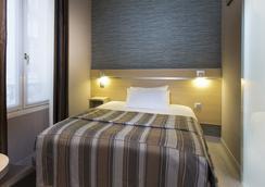 Hotel des Pavillons - ปารีส - ห้องนอน