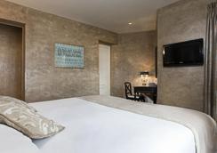 Hotel de l'Empereur - ปารีส - ห้องนอน