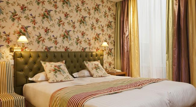 Hotel le Regent - Paris - Bedroom