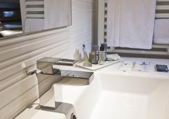 Hotel Garance - ปารีส - ห้องน้ำ