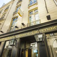 Odeon Saint Germain Hotel Front