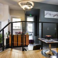 Hotel Ambre Reception