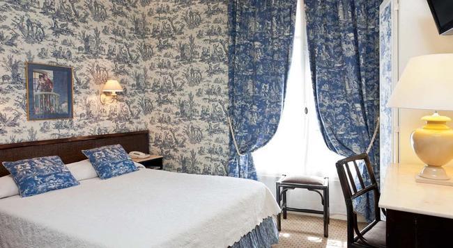 Hôtel Clément - Paris - Bedroom