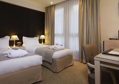 Le Pera - ปารีส - ห้องนอน