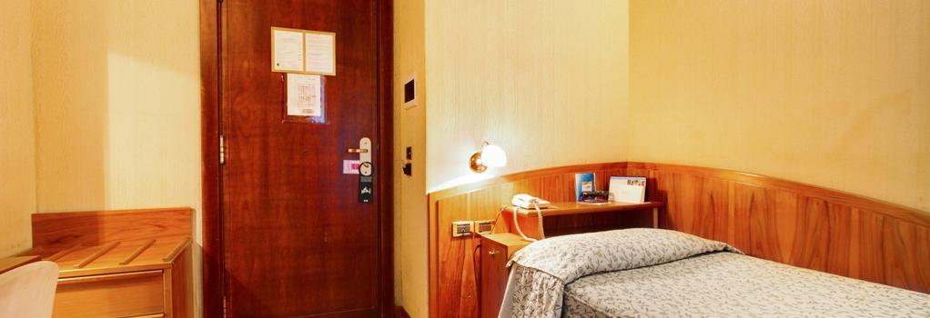Hotel Corot - Rome - Bedroom