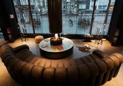 Hotel V Frederiksplein - อัมสเตอร์ดัม - ล็อบบี้