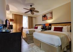 KC Hotel San José - ซานโฮเซ - ห้องนอน