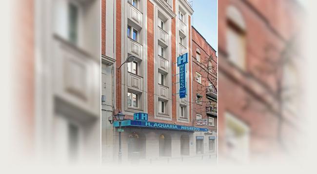 Aquaria Negresco Hotel - Madrid - Building