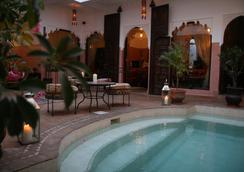Riad Anya - มาราเกช - สระว่ายน้ำ