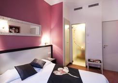 Hotel Le Relais du Marais - ปารีส - ห้องนอน